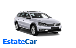 Hire an estate car with Aberdeen Car Rental.