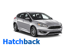 Hire a hatchback with Aberdeen Car Rental.