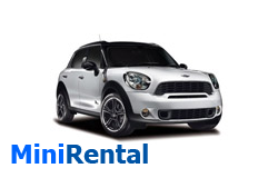 Hire a Mini with Aberdeen Car Rental.