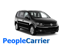 Hire a people carrier with Aberdeen Car Rental.