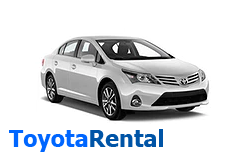Hire a Toyota with Aberdeen Car Rental.